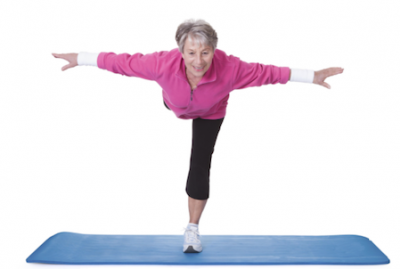2 Basic Balance Exercises To Prevent Falls