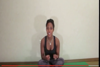 Knee Pain Exercises At Home: Prone Quad Set