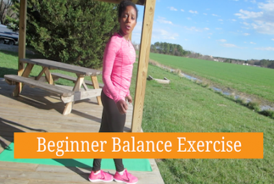 Knee Injury Rehab Beginner Balance Exercises