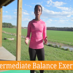 Knee Rehab: Intermediate Balance Exercise