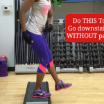 Knee Pain Exercise: Get Rid of Pain Going Down Stairs