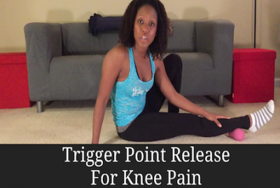 Trigger Point Release For Knee Pain Treatment